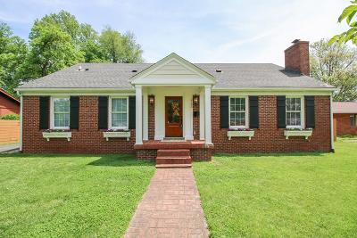 Owensboro Single Family Home For Sale: 2103 Robin Road