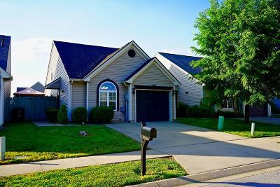 Owensboro Single Family Home For Sale: 2109 Village Pointe Ct