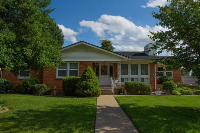 Owensboro Single Family Home For Sale: 500 Wesleyan Place