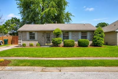Owensboro Single Family Home For Sale: 2413 Strickland Dr