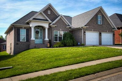 Owensboro Single Family Home For Sale: 3249 Spring Ridge Parkway