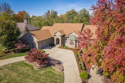 Owensboro Single Family Home For Sale: 1521 Copper Creek Drive