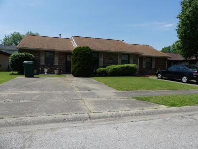 Owensboro Multi Family Home For Sale: 232 Raintree Dr