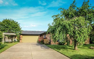 Owensboro Single Family Home For Sale: 2225 Secretariat