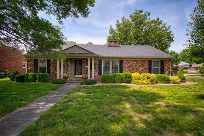 Owensboro Single Family Home For Sale: 1513 Tamarack Rd