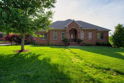 Owensboro Single Family Home For Sale: 244 Ridgecrest Place