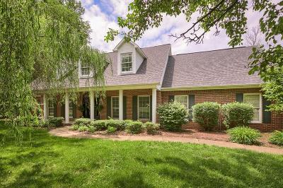 Owensboro Single Family Home For Sale: 1100 Potomac Court