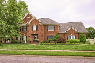 Owensboro Single Family Home For Sale: 4437 Wexford Crossing