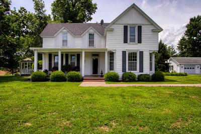 Owensboro Single Family Home For Sale: 6035 Pleasant Valley Rd
