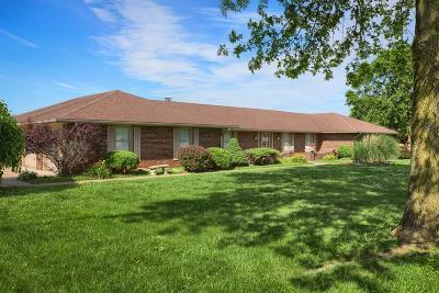 Owensboro Single Family Home For Sale: 1845 Fogle Road