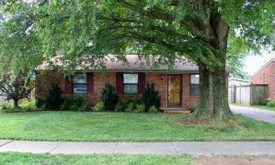 Owensboro Single Family Home For Sale: 2424 Strickland