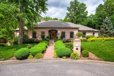 Owensboro Single Family Home For Sale: 1463 Hunting Creek Court