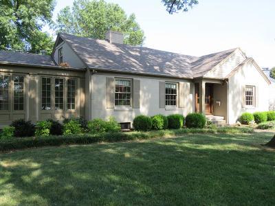 Owensboro Single Family Home For Sale: 1589 Oak Park Drive