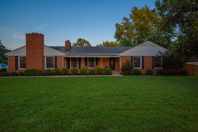 Owensboro Single Family Home For Sale: 4707 Shell Drive