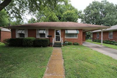 Owensboro Single Family Home For Sale: 3813 Steele Drive