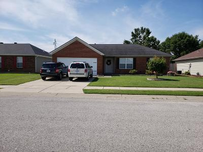 Owensboro Single Family Home For Sale: 3787 Legacy Run