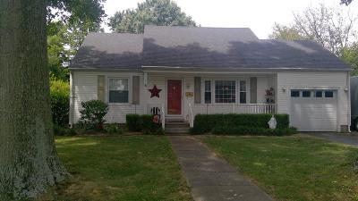 Owensboro Single Family Home For Sale: 1017 Booth Avenue