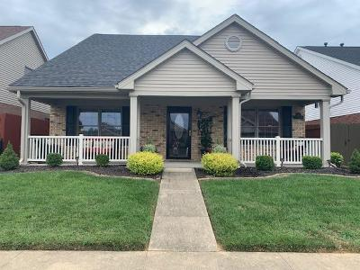 Owensboro Single Family Home For Sale: 2405 Triple Crown Way