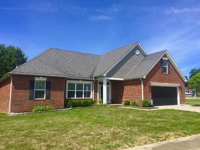 Owensboro Single Family Home For Sale: 2337 Heartland Park