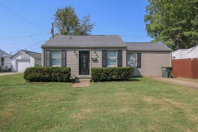 Owensboro Single Family Home For Sale: 2518 W. Cloverdale Drive