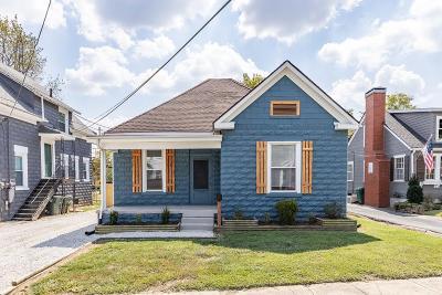 Owensboro Single Family Home For Sale: 406 Hill Avenue