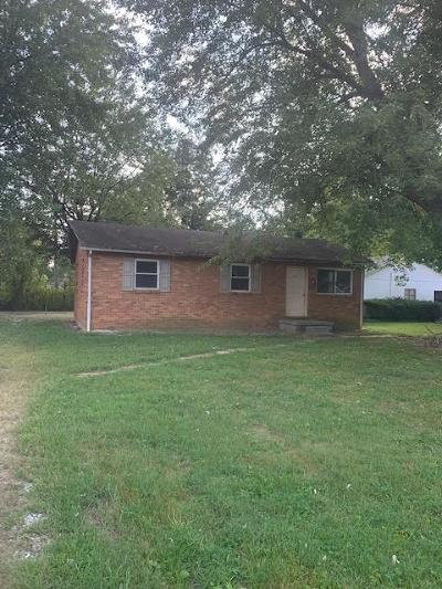 Owensboro Single Family Home For Sale: 1820 Fayette Dr