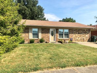 Owensboro Single Family Home For Sale: 3601 Dove Loop South