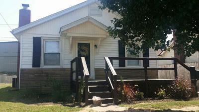 Owensboro Single Family Home For Sale: 1824 Hughes Avenue