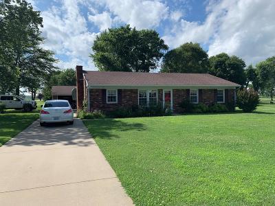 Owensboro Single Family Home For Sale: 4471 Barnett Road