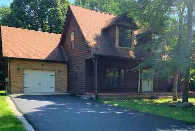 Hart County Single Family Home For Sale: 486 Hideaway Circle