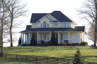 Edmonson County Single Family Home For Sale: 5550 Blackgold Rd