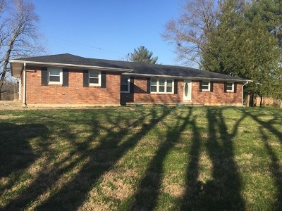 Bowling Green Single Family Home For Sale: 6773 Richpond Rd