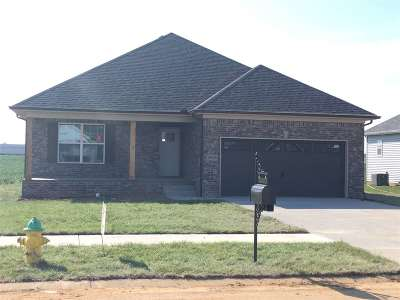 Bowling Green Single Family Home For Sale: 5432 Green Ash Dr
