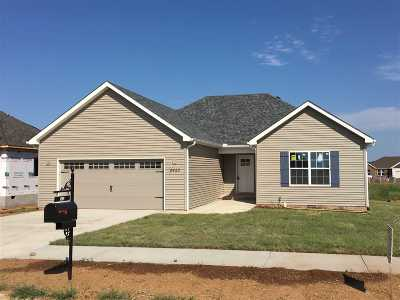 Bowling Green Single Family Home For Sale: 5423 Green Ash Dr