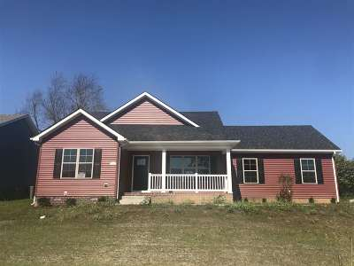Bowling Green Single Family Home For Sale: 337 Beechmont Street