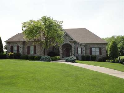 Bowling Green Single Family Home For Sale: 163 Talbott Drive