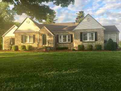 Bowling Green Single Family Home For Sale: 234 Old Scottsville Road