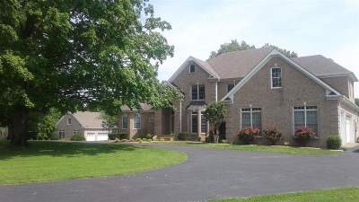 Bowling Green Single Family Home Under Contract: 1916 Homer Murray Rd