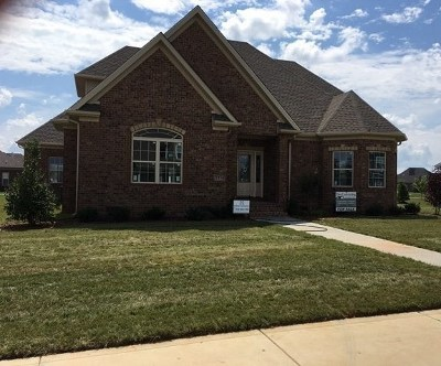 Bowling Green Single Family Home Under Contract: 1314 Ivan Downs Blvd.