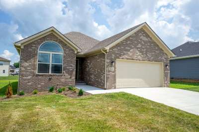 Bowling Green Single Family Home For Sale: Lot 62 Hackberry Way