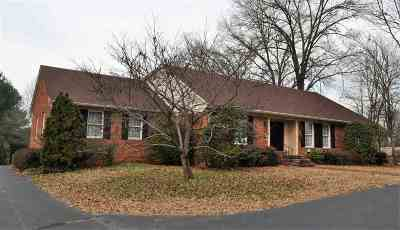Bowling Green Single Family Home For Sale: 1523 Cabell Drive