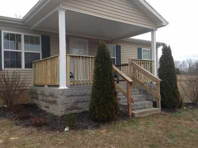 Caneyville Single Family Home For Sale: 5545 Rabbit Flat Rd.