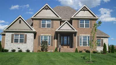 Bowling Green Single Family Home For Sale: 292 Mount Big Horn Ct