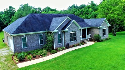 Bowling Green Single Family Home For Sale: 1187 Carter Rd