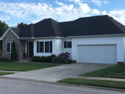 Bowling Green Single Family Home For Sale: 2737 Pointe Court
