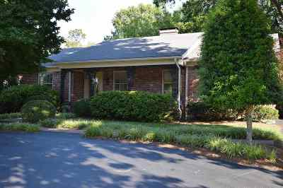 Bowling Green Single Family Home Under Contract: 828 Covington Street