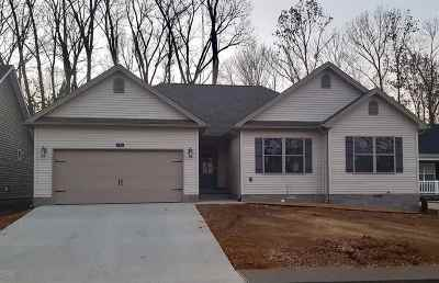 Bowling Green Single Family Home For Sale: 692 Red Maple St
