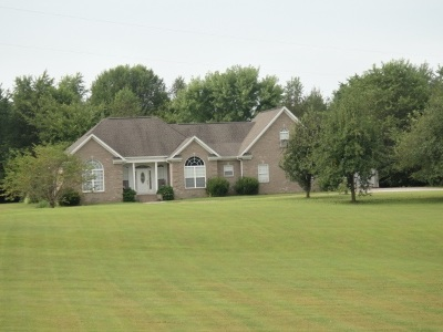 Bowling Green Single Family Home For Sale: 1487 Loving Road