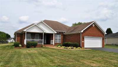 Bowling Green Single Family Home For Sale: 702 Loftwood Drive