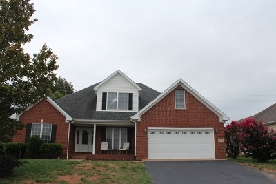 Bowling Green Single Family Home For Sale: 675 Muirfield Circle